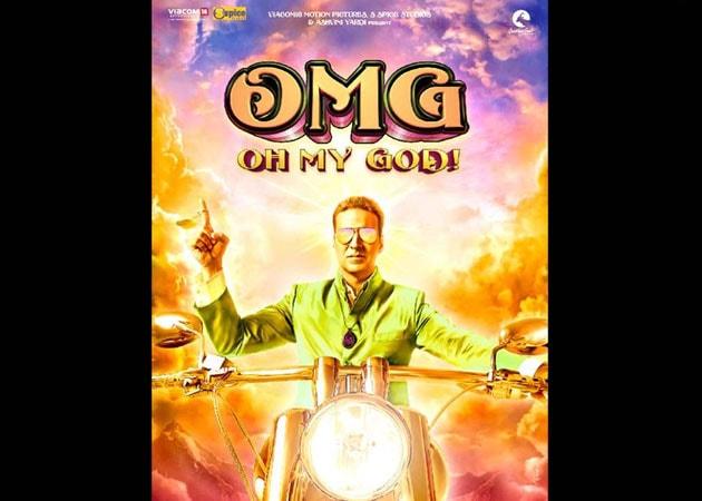Today's big release: Akshay Kumar's Oh My God!