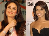 "Kareena Kapoor is a ""big fan of Priyanka and her voice"""