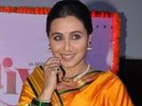 A hat-trick for Rani Mukherji in <i>Aiyyaa</i>