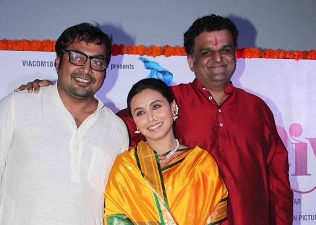 Rani Mukherji's <i>Aiyyaa</i> character fan of Sridevi, Madhuri, Juhi