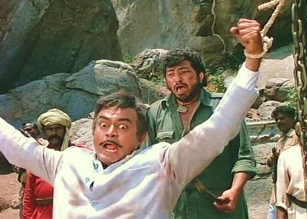 Sholay's Ramgad To Be Recreated In 3D Near Bengaluru Only If It Doesn't Affect Wildlife