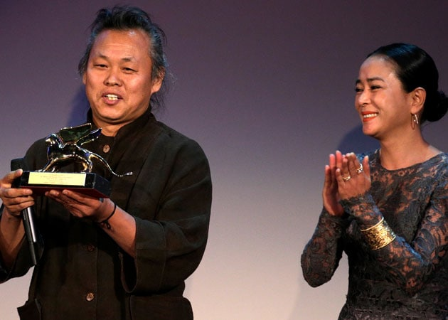 Venice film festival: Kim Ki-duk's <i>Pieta</i> scoops Golden Lion
