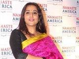 Would love to star in a film on sanitation: Vidya Balan
