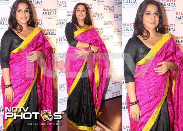 Would love to star in a film on sanitation: Vidya Balan