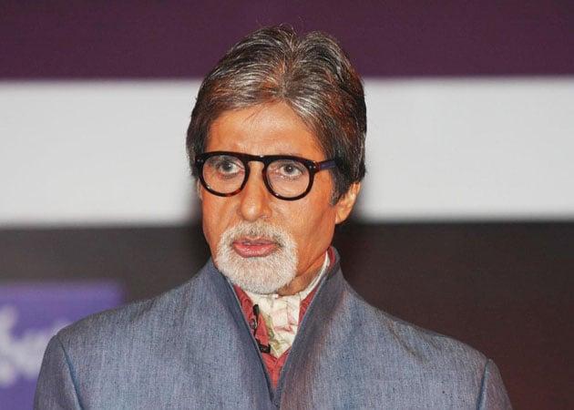 Birthdays are special, says Amitabh Bachchan