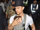 My son, Azad, is lost in thought most of the time: Aamir Khan