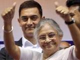 Delhi Chief Minister Sheila Dikshit wants <i>Satyamev Jayate 2</i>