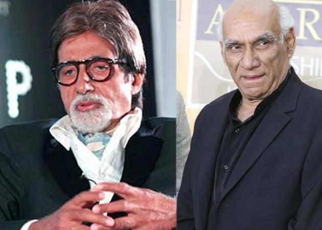 He created beautiful dreams in reality: Amitabh Bachchan's blog on Yash Chopra