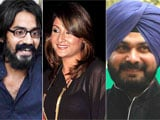 Navjot Singh Siddhu, Aseem Trivedi to enter <i>Bigg Boss 6</i> house