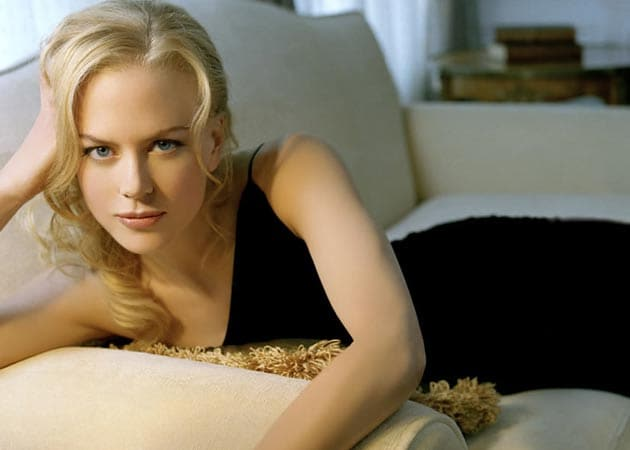 Nicole Kidman says she found it hard to deal with Tom Cruise's fame