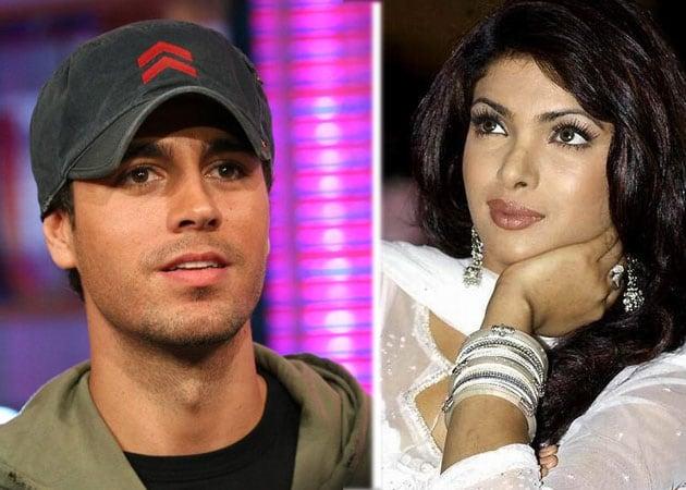 Enrique Iglesias is a fan of Priyanka Chopra