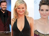Ricky Gervais wishes new Golden Globes hosts Tina Fey, Amy Poehler