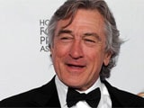 Robert De Niro welcomes granddaughter