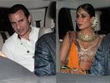 Two wedding ceremonies for Saif, Kareena today