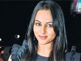 Sonakshi Sinha's puppy love