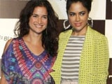 Is Sushma Reddy upset with sister Sameera's new item song?