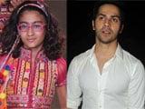 This star daughter has a crush on Varun Dhawan