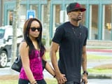 Whitney Houston's daughter engaged to 'adopted' brother