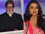 Proud of Aishwarya's French honour, says father-in-law Amitabh Bachchan