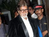 """Amitabh Bachchan happy with growing ''extended family"""""""