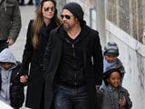 Angelina Jolie and Brad Pitt's children have sent their letters to Santa Claus