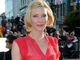 Cate Blanchett leads the way at <i>The Hobbit: Unexpected Journey</i> world premiere
