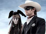 Armie Hammer bonded with Johnny Depp while braiding his hair