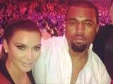 A Kim Kardashian, Kanye West duet? Sorry, no