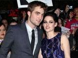 Robert Pattinson starstruck by Kristen Stewart