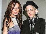 "Lindsay Lohan's relationship with DJ Samantha Ronson was ""toxic"""