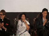 Mamata Banerjee is power behind the scenes at Kolkata Film Festival