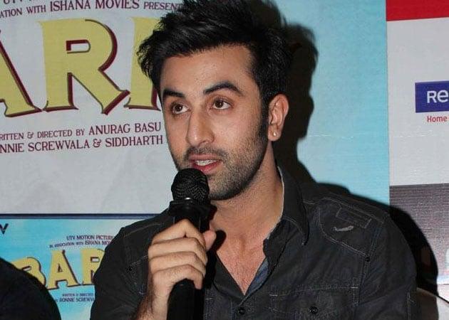 Ranbir Kapoor clears the air about  Karan Johar film