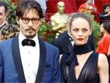 Vanessa Paradis won't talk about split with Johnny Depp yet