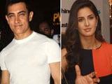 Aamir Khan is Katrina Kaif's secret Santa