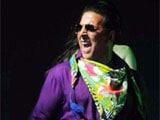 I just work and entertain: Akshay Kumar