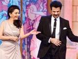 Madhuri Dixit, Anil Kapoor relive <i>Ram Lakhan</i> at awards show