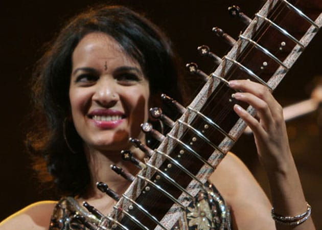 Grammy face-off: Anoushka Shankar competing against father