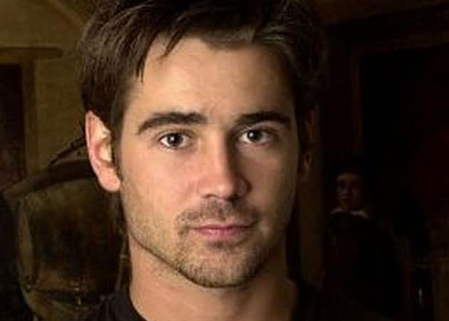 Colin Farrell's drinking almost killed him