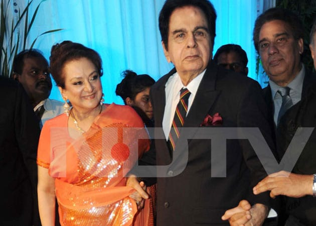 Birthday wishes galore for Dilip Kumar