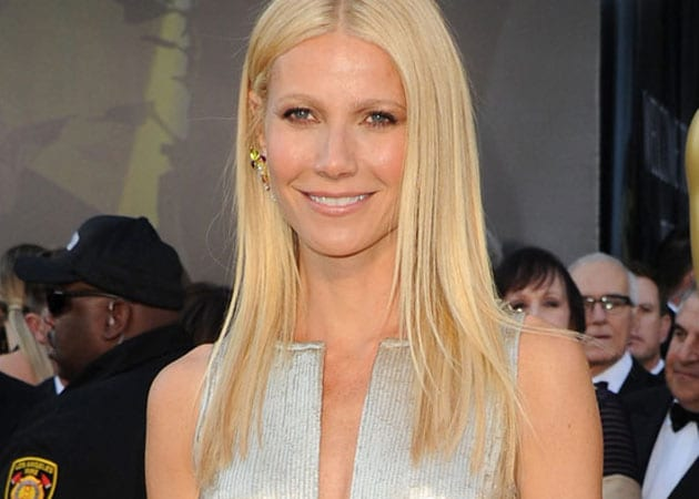 Gwyneth Paltrow Is Naked and Covered in Mud for First-Ever