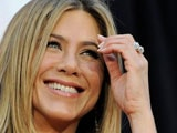 Jennifer Aniston fuels pregnancy speculations