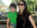 Running behind my children gives me a thrill: Karisma Kapur