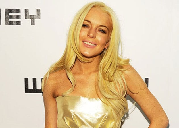 Lindsay Lohan accused of trashing trailer on Scary Movie 5 sets