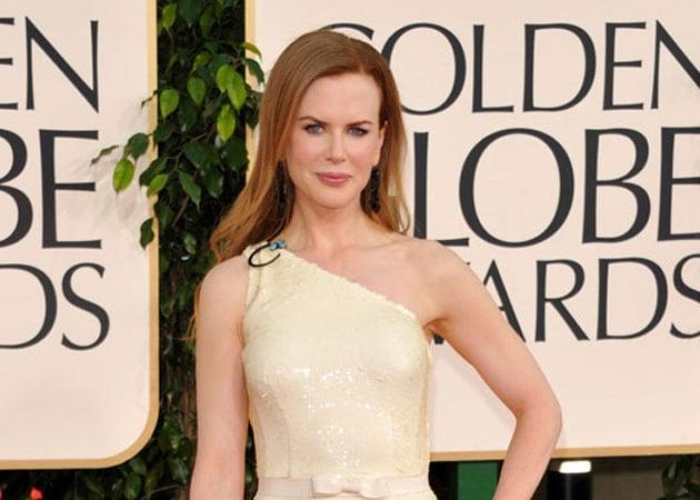 How Nicole Kidman approaches fear