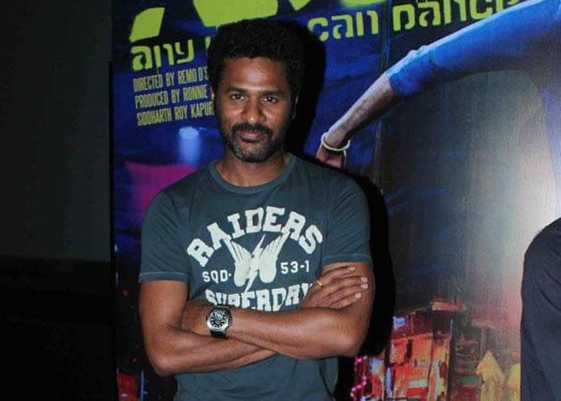 Felt like a newcomer on ABCD sets: Prabhu Deva