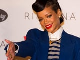 Rihanna gets a new tattoo again, this time for Chris Brown