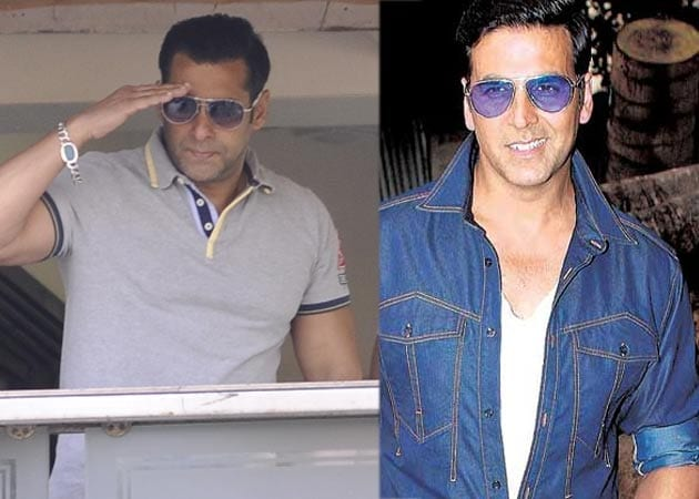 Akshay Kumar songs on Salman Khan's birthday playlist