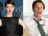 Anne Hathaway offers Oscars hosting advice to Seth MacFarlane