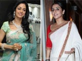 Vidya Balan, Sridevi: Actresses who made a difference in 2012