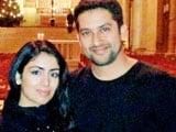 Aftab Shivdasani's romantic holiday with fiancee